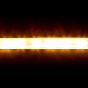 Environmental Lights MaxRun Waterproof Warm White 2835 Single Row CurrentControl LED Strip Light, 60/m, 10mm wide, Sample Kit from OnSetLighting.com