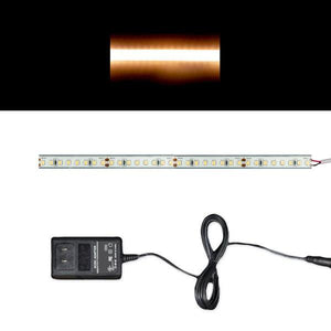 Environmental Lights Waterproof Performance 2835 LED Strip Light - 3,000K - 128/m - Sample Kit from OnSetLighting.com