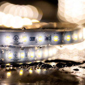 Environmental Lights Waterproof High Efficacy 2835 LED Strip Light - 4,000K - 80/m - CurrentControl - Sample Kit from OnSetLighting.com