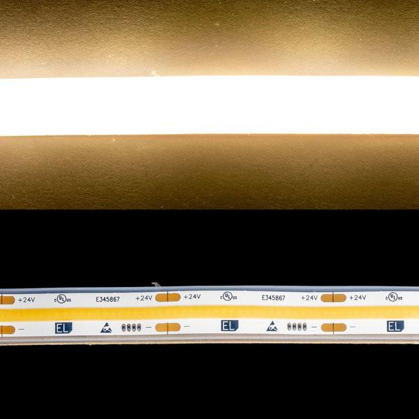 Environmental Lights Waterproof Continuous LED Strip Light - 4,000K - 5m Reel from OnSetLighting.com