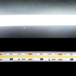 Environmental Lights Waterproof Continuous LED Strip Light - 6,500K - 5m Reel from OnSetLighting.com