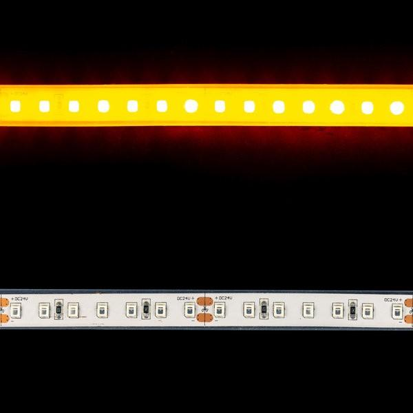 Environmental Lights Waterproof Performance 2835 LED Strip Light - Amber - 112/m - 5m Reel from OnSetLighting.com