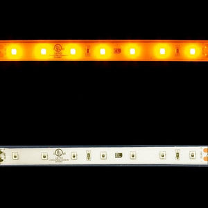 Environmental Lights Waterproof Performance 2835 LED Strip Light - Amber - 56/m - Sample Kit from OnSetLighting.com