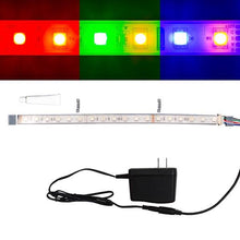 Load image into Gallery viewer, Environmental Lights Waterproof RGBA 5050 ColorPlus LED Strip Light, 60/m, 12mm wide, Sample Kit from OnSetLighting.com