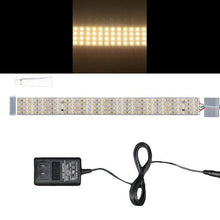 Load image into Gallery viewer, Environmental Lights Waterproof White Adjustable 3528 Quad Row LED Strip Light, 450/m, 28mm wide, Sample Kit from OnSetLighting.com