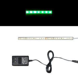 Environmental Lights Waterproof Performance 2835 LED Strip Light - Green - 56/m - Sample Kit from OnSetLighting.com