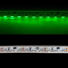 Load image into Gallery viewer, Environmental Lights Waterproof Green 3014 Side View LED Strip Light, 96/m, 8mm wide, Sample Kit from OnSetLighting.com