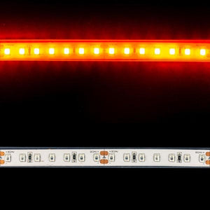 Environmental Lights Waterproof Performance 2835 LED Strip Light - Red - 112/m - Sample Kit from OnSetLighting.com