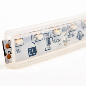 Environmental Lights Waterproof Side Mount Blue 3014 Side View LED Strip Light, 96/m, 8mm wide, Sample Kit from OnSetLighting.com