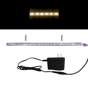 Environmental Lights Waterproof Soft White 5050 LED Strip Light, 60/m, 10mm wide, Sample Kit from OnSetLighting.com