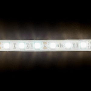 Environmental Lights Waterproof Soft White 5050 LED Strip Light, 60/m, 10mm wide, by the 5m Reel from OnSetLighting.com
