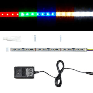 Environmental Lights Waterproof 5-in-1 LED Strip Light with RGB + Tunable White - 60/m - Sample Kit from OnSetLighting.com