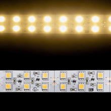 Load image into Gallery viewer, Environmental Lights Warm White 5050 Double Row CurrentControl LED Strip Light, 120/m, 20mm wide, Sample Kit from OnSetLighting.com