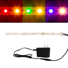Load image into Gallery viewer, Environmental Lights RGBWW 5050 ColorPlus LED Strip Light, 60/m, 12mm wide, Sample Kit from OnSetLighting.com