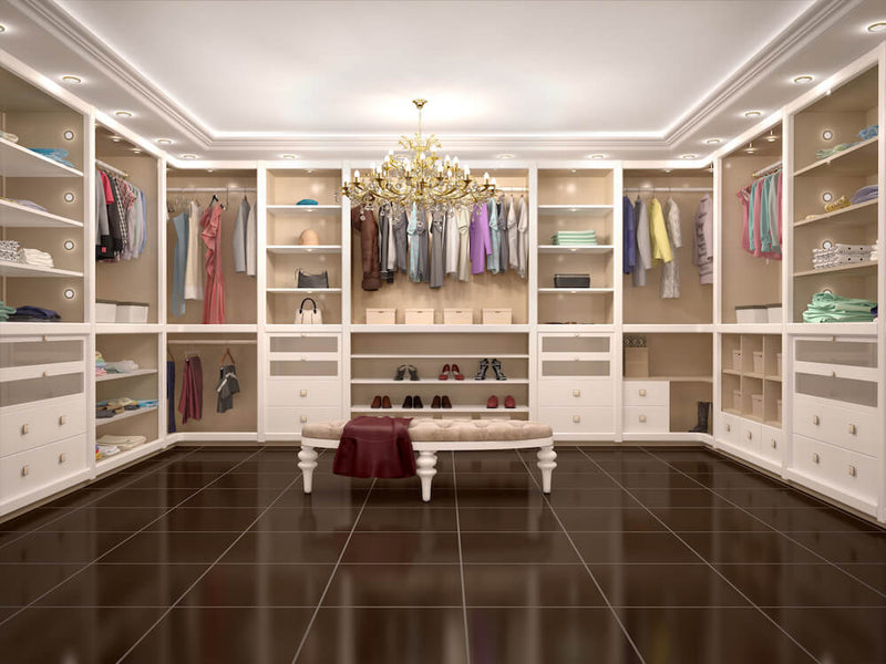 Eight Awesome Custom Closet Ideas for Your Closet Renovation in 2019