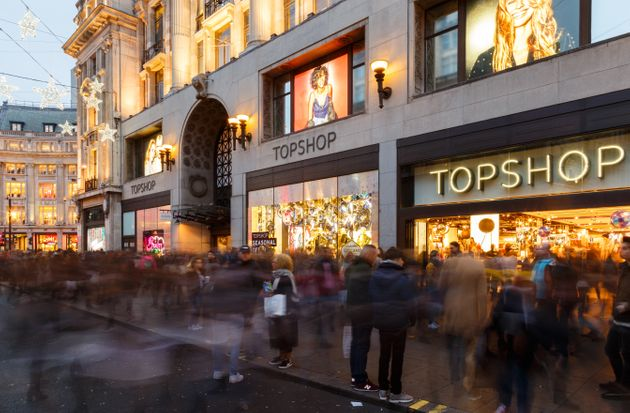 8 Things We'll Miss If Topshop's Flagship Store Closes Its Door
