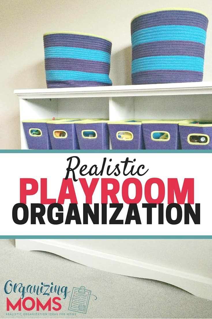 Do you have a playroom in your house that is chronically disorganized? Are you looking for ways to cut down on toy clutter? Have you stepped on one too many Legos? Maybe you're just looking for some playroom organization  and toy storage ideas…