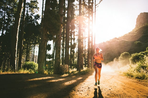 Keep Your Outdoor Workouts Sting and Rash-Free