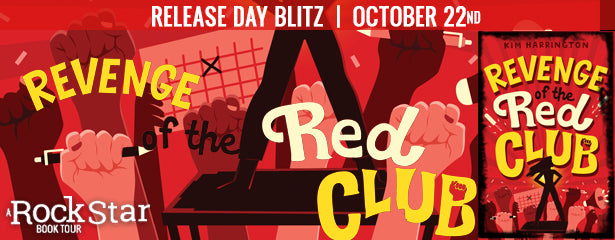 Revenge of The Red Club Release Day Blitz #Giveaway