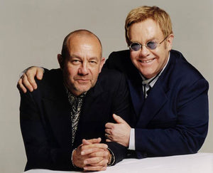 Taupin and Elton John