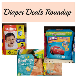 Diaper Roundups Week of 10/20