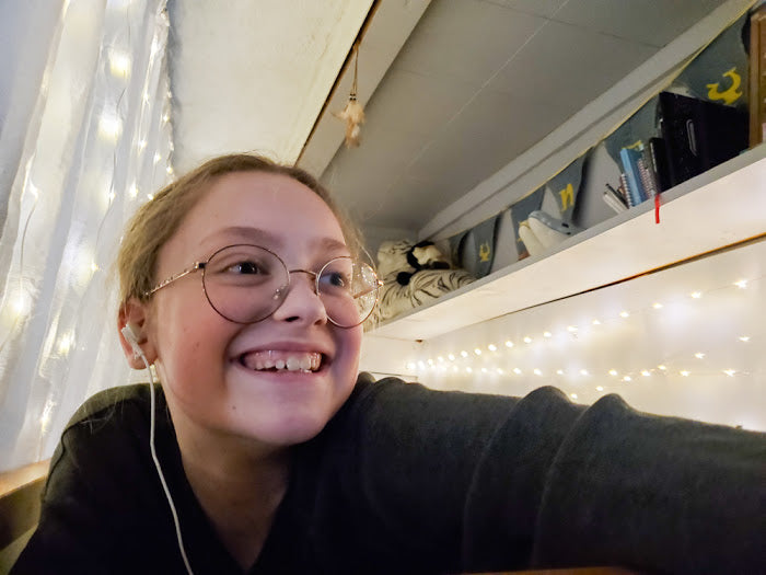 Tales from the Top Bunk: Earning the Girl Scout Senior Room Makeover Badge
