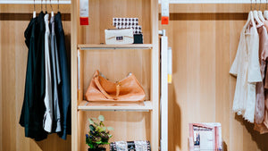 Your Clothes Won't End Up in a Pile on the Floor (Probably) Thanks to These Tiny Closet Solutions