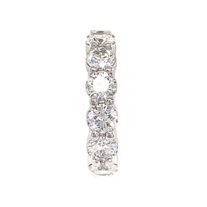Platinum Diamond Eternity Wedding  Ring