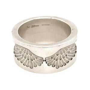 Garrard by Jade Jagger Winged Ring 8.5