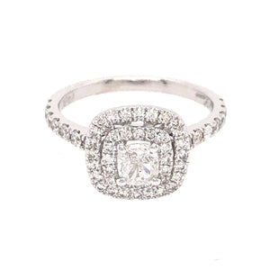 Neil Lane 14k White Gold 1.05 carat Engagement Ring