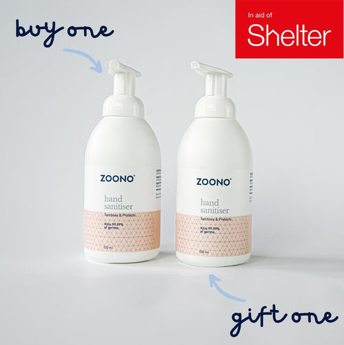 Buy One, Gift One - Shelter Charity