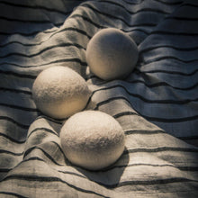 Load image into Gallery viewer, Organic Wool Laundry Dryer Balls