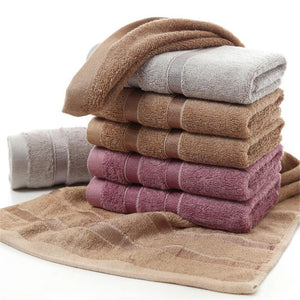Bamboo Bathroom Towel Set