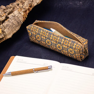 Natural Cork Pencil Case