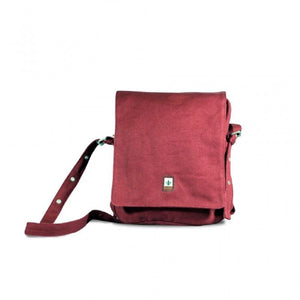 Natural Hemp Small Shoulder Bag