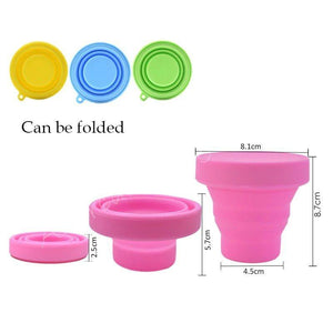 Reusable Medical Grade Silicone Menstrual Cup