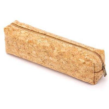 Load image into Gallery viewer, Natural Cork Pencil Case