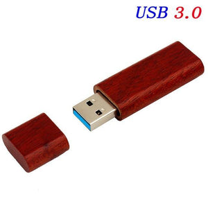High Speed USB 3.0 Wooden Bamboo USB Flash Drive