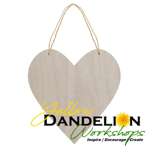 Wholesale Door Hanger | Heart