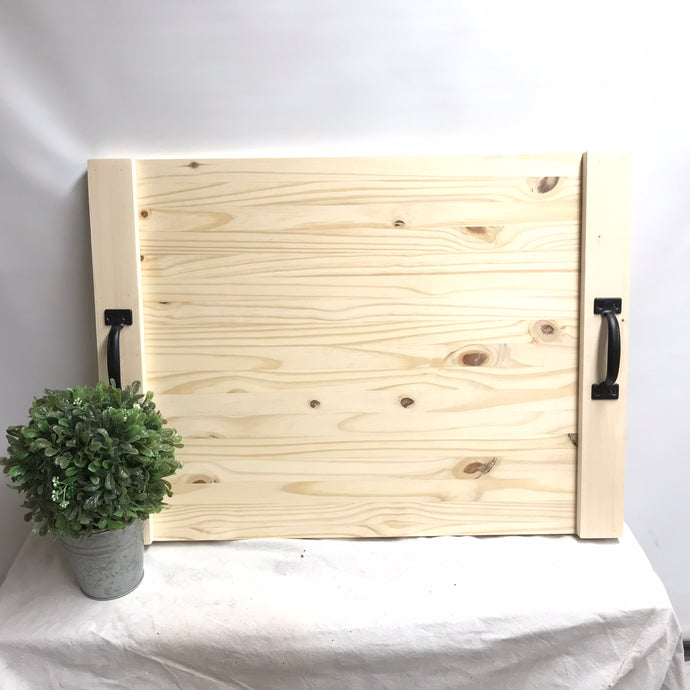 Wood Project | Noodle Board