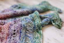 Load image into Gallery viewer, Dyed to Order • Storm Shawl Kit • Wunderbar Mini Gradient Set