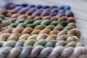 Dyed to Order • Entire Monet Collection Mini Skeins