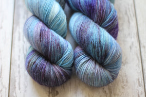 Dyed to Order • Iris Garden • Monet Collection