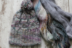Dyed to Order • Minted Hat Kit • Choose Your Color!