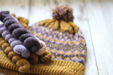 Load image into Gallery viewer, Dyed to Order • Midnattsol Hat Kit