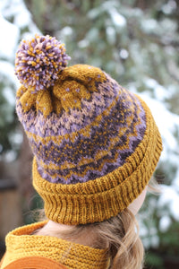 Dyed to Order • Midnattsol Hat Kit