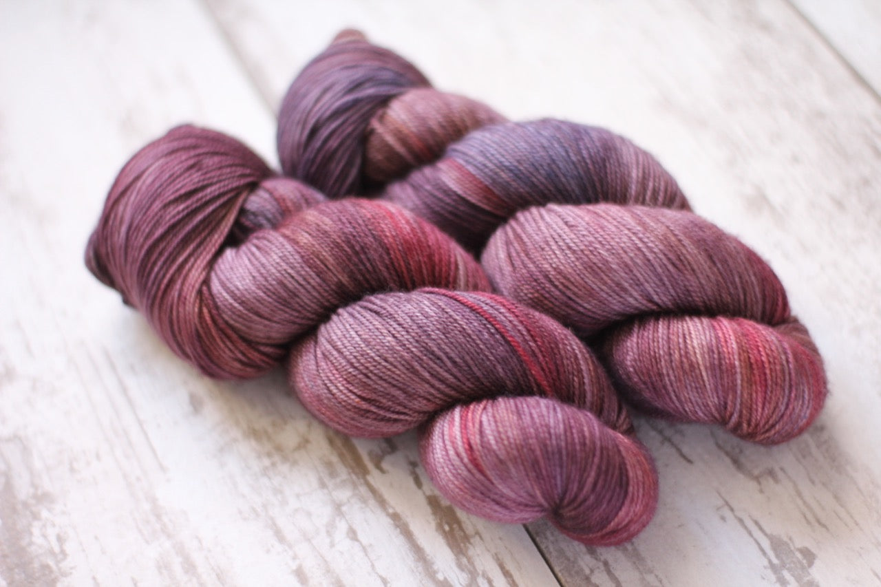 Dyed to Order • Plumfield • Little Women Collection