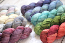 Load image into Gallery viewer, Dyed to Order • Entire Little Women Collection • Full Skeins