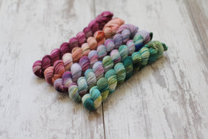 Wunderbar Mini Gradient Set • Amaranth Base • Ready to Ship