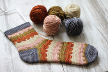 Load image into Gallery viewer, Ready to Ship • Ocean Drive Socks Kit • Meadow Mini Set